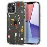 Spigen Ciel iPhone 13 Pro Max Pro hoesje Flower Garden