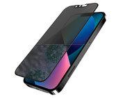 PanzerGlass Edge to EdgePrivacy Glazen iPhone 13 / iPhone 13 Proscreenprotector