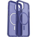 Otterbox Symmetry MagSafe iPhone 13 hoesje Blauw