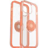 Otterbox Symmetry + Pop iPhone 13 Pro Max hoesje Oranje
