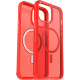 Otterbox Symmetry MagSafe iPhone 13 Pro Max hoesje Rood