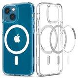 Spigen Ultra Hybrid MagSafe iPhone 13 mini hoesje Transparant