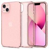 Spigen Liquid Crystal iPhone 13 mini hoesje Glitter Rose