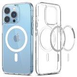 Spigen Ultra Hybrid MagSafe iPhone 13 Pro hoesje Doorzichtig