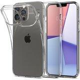 Spigen Crystal Flex iPhone 13 Pro hoesje Doorzichtig