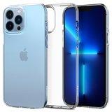 Spigen Liquid Crystal iPhone 13 Pro Max hoesje Transparant