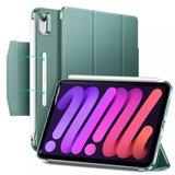 ESR Yippee iPad mini 6 2021 hoesje Donkergroen