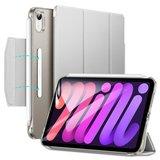 ESR Yippee iPad mini 6 2021 hoesje Zilver
