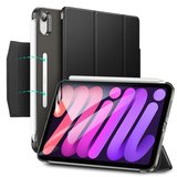 ESR Yippee iPad mini 6 2021 hoesje Zwart
