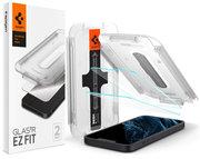 Spigen GlastR EZ Fit iPhone 13 / iPhone 13 Pro glazen screenprotector 2 pack