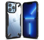 Ringke Fusion iPhone 13 Pro hoesje Zwart