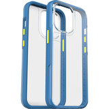 LifeProof SEE iPhone 13 Pro hoesje Blauw