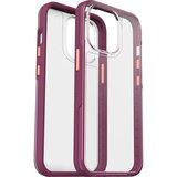 LifeProof SEE iPhone 13 Pro hoesje Paars