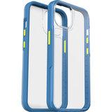 LifeProof SEE iPhone 13 mini hoesje Blauw