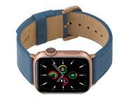 dbramante1928 Mode Apple Watch 41 / 40 / 38 mm bandje Blauw