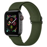 Tech Protection Mellow Apple Watch 45 / 44 / 42 mm bandje Groen