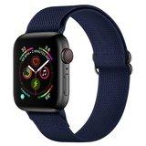 Tech Protection Mellow Apple Watch 45 / 44 / 42 mm bandje Navy