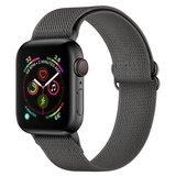 Tech Protection Mellow Apple Watch 45 / 44 / 42 mm bandje Grijs