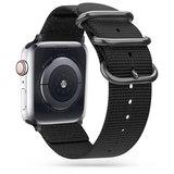 Tech Protection Scout Apple Watch 45 / 44 / 42 mm bandje Zwart