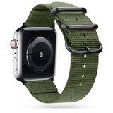 Tech Protection Scout Apple Watch 45 / 44 / 42 mm bandje Groen
