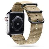 Tech Protection Scout Apple Watch 45 / 44 / 42 mm bandje Khaki