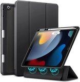 ESR Rebound Hybrid iPad 2021 / 2020 10,2 inch hoesje Zwart