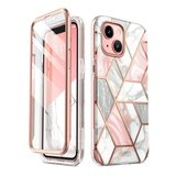 Supcase Cosmo iPhone 13 hoesje Marble
