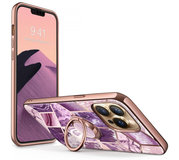 Supcase Cosmo Snap iPhone 13 Pro Max hoesje Paars