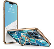 Supcase Cosmo Snap iPhone 13 Pro Max hoesje Blauw