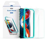 ESR Glazen iPhone 13 mini screenprotector 2 pack