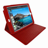 Piel Frama Cinema case iPad Air 2 Red