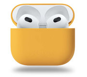 Decoded Siliconen AirPods 3 hoesje Geel