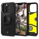 Spigen Gear Lock iPhone 13 Pro fietshouder hoesje Zwart