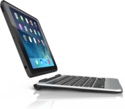 ZAGG Slim Book Backlit Keyboard case iPad Air 2 Black