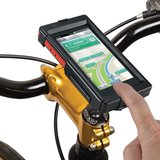 Tigra Bike Console Fietshouder iPhone 6 Plus Black
