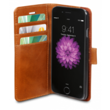 dbramante1928 Leather Copenhagen Wallet iPhone 6/6S Tan