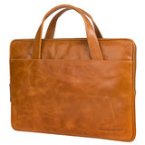 dbramante1928 Leather Silkeborg sleeve 13 inch Tan