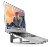 Twelve South ParcSlope MacBook stand Zilver