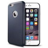 Spigen Leather Fit case iPhone 6/6S Navy