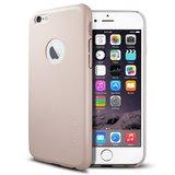 Spigen Leather Fit case iPhone 6/6S Pink