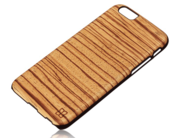 Man&Wood iPhone 6 case Wood Zebrano