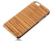 Man&Wood iPhone 6 case Wood Zebrano