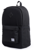 Herschel Supply Heritage Plus backpack Black