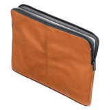 Decoded Leather Sleeve 12 inch Brown