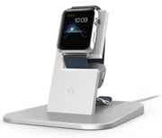 Twelve South HiRise Apple Watch Silver
