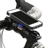 Quad Lock Bike Kit fietshouder iPhone SE/5S Black