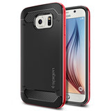 Spigen Neo Hybrid Metal case Galaxy S6 Red