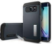 Spigen Slim Armor Galaxy S6 Edge Slate