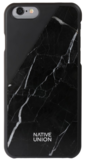 Native Union Clic Marble case iPhone 6/6S Black