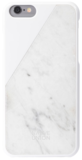 Native Union Clic Marble case iPhone 6/6S White